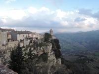 Heuveldorpjes in Marken, Italië